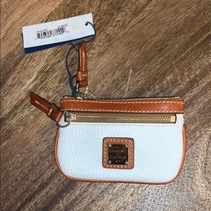 Dooney and bourke coin card holder